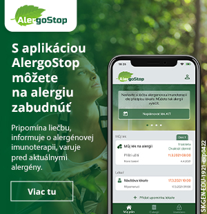 Aplikácia AlergoStop
